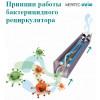 Бытовой рециркулятор бактерицидный MERITEC UV-30+