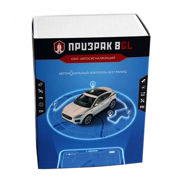 GSM-автосигнализация Prizrak 8GL