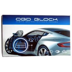 OBD-BLOCK - защита диагностического разъема OBD II