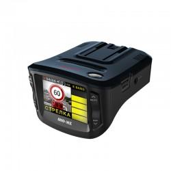 Sho-Me Combo №1 A7 видеорегистратор + радар-детектор