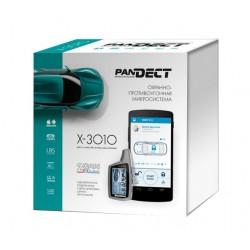 GSM-автосигнализация PanDECT X-3010