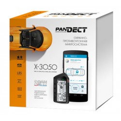 GSM-автосигнализация PanDECT X-3050