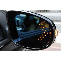 Повторители поворотов в зеркала (стрелки) 14 LED
