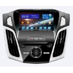 Штатная DVD магнитола Ford Focus 3 - FlyAudio G7117F01