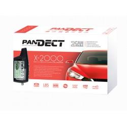 GSM-микросигнализация Pandect X2000