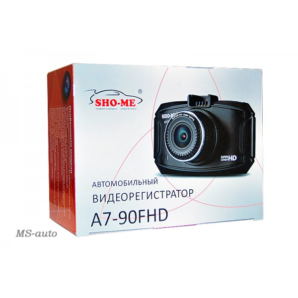 Sho my видеорегистратор