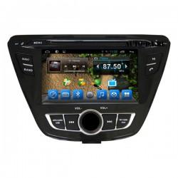 Штатное головное устройство Carsys для Hyundai Elantra