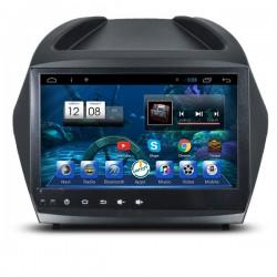 Штатная автомагнитола Carsys для Hyundai ix35