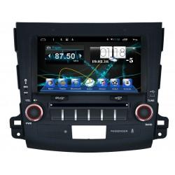 Штатное головное устройство Carsys для Mitsubishi Outlander XL