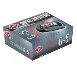Автосигнализация с автозапуском KGB G-5 с CAN-модулем