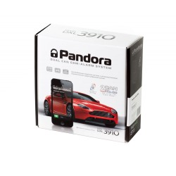 GSM-автосигнализация Pandora DXL 3910