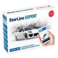 Автосигнализация StarLine Expert