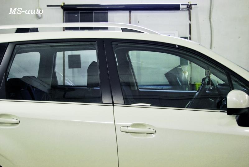 Фото Subaru Forester перед тонировкой, MS-auto, Воронеж