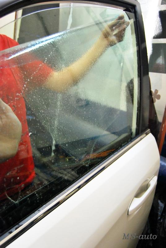 Атермальное тонирование автомобилей в Воронеже
